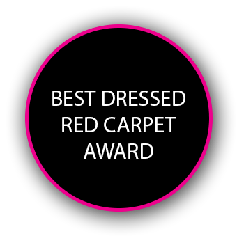 BEST DRESSES RED CARPET AWARD